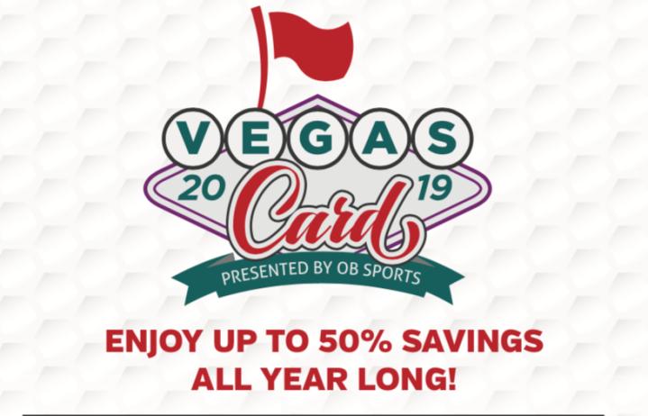 Vegas Card 2019